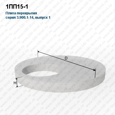 Плита перекрытия 1 пп15 дефекты железобетонных ограждений